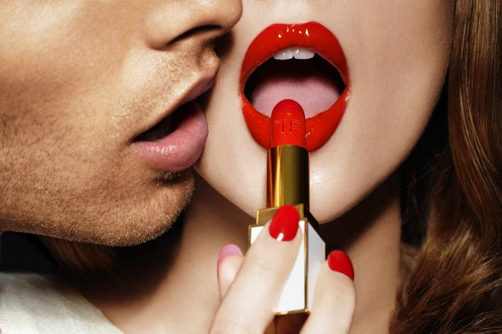 Bizarre Beauty: Lipstick for men!
