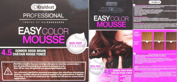 Beroemd Re)view by Nena: Kruidvat Easy Color Mousse ⋆ Beautylab.nl @YL17