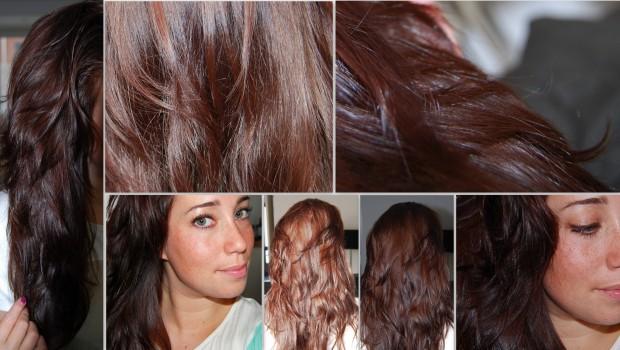 Van Blond Naar Rood Haar