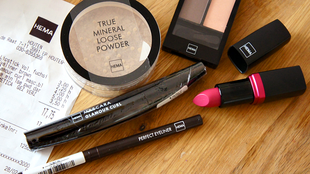 Hema make-up €18 challenge! ⋆ Beautylab nl
