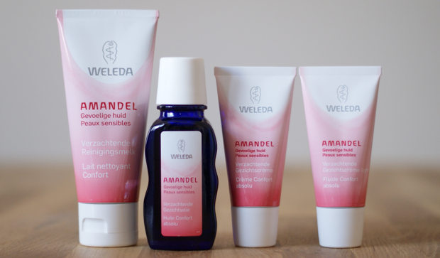 weleda amandel review