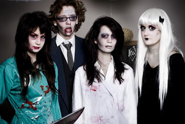 Hoe Ga Je Verkleed Met Halloween.How To Halloween Party Beautylab Nl