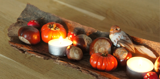 Herfst decoratietips for Decoratie herfst