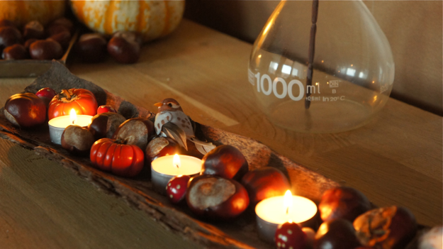 Herfst decoratietips for Interieur decoratie artikelen