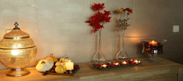 Herfst decoratietips - Decoratie industriele huis ...