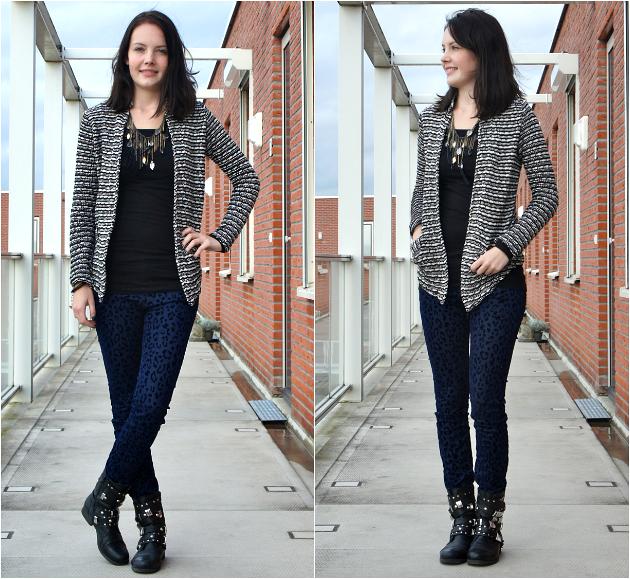 Welp How-to wear: printed jeans & leggings ⋆ Beautylab.nl IU-26