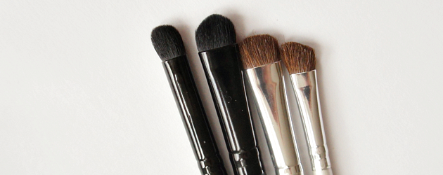 Budgettip: E.l.f brushes