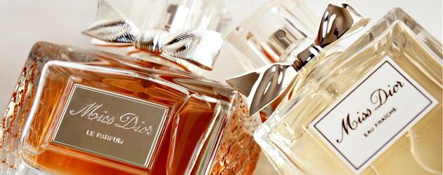 Verleng de geur van je parfum