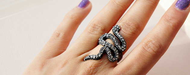 New in: jewelry!