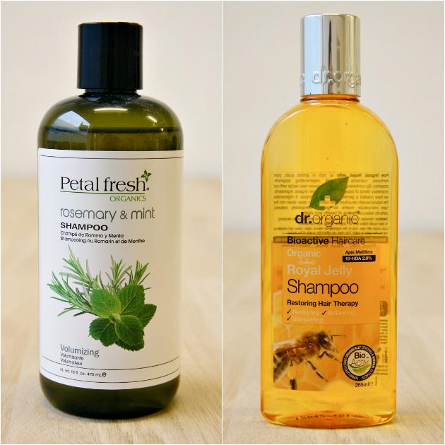 shampoo zonder chemicalien