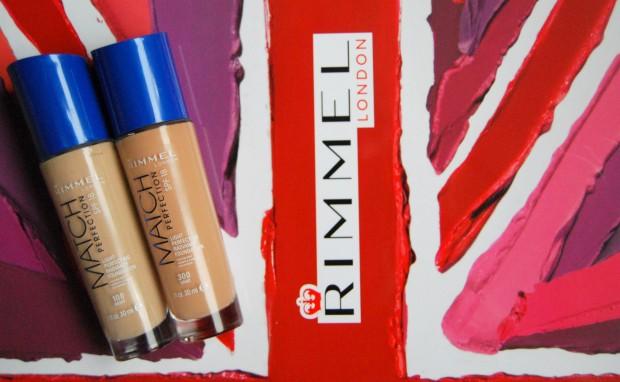 Rimmel – Match Perfection Foundation