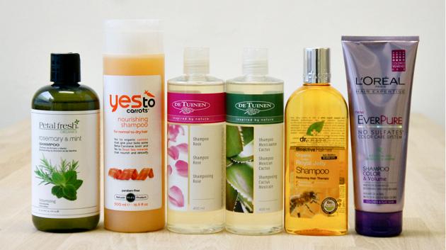 sulfaatvrije shampoo's ⋆ beautylab.nl