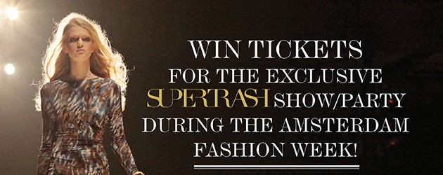 WIN: Tickets SuperTrash Show/Party