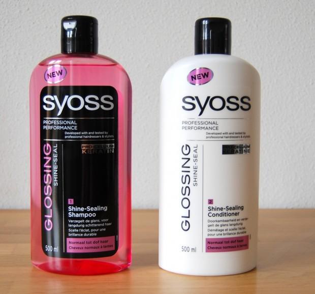 syoss shampoo haaruitval