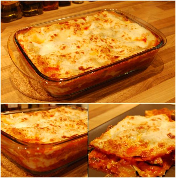 homemade lasagne! ⋆ beautylab.nl
