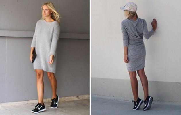 Welke schoenen draag je onder een lange jurk