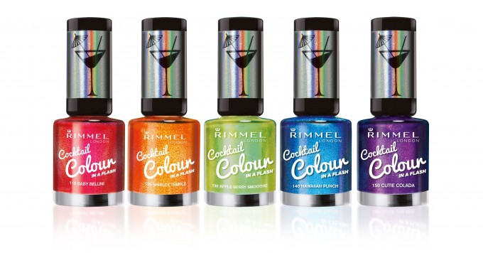 Rimmel – Cocktail Colour Nailpolish