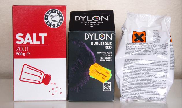 DIY: Dip Dye met Dylon textielverf ⋆ Beautylab.nl