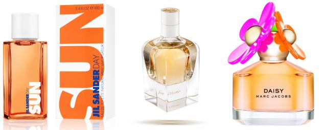 De lekkerste zomerparfums!
