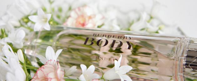 burberry body tender fragrance