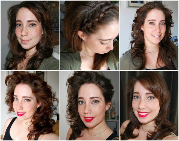 Simpele Kapsels Voor Lang Haar