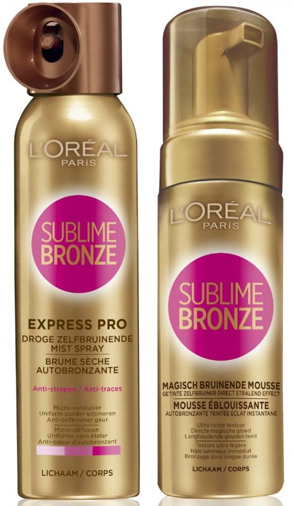 L'oréal Paris - The Sublime Bronze Issue