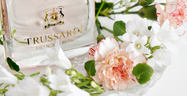 trussardi delicate rose fragrance