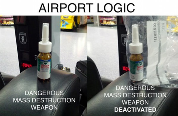 Wat mag er mee in het vliegtuig?