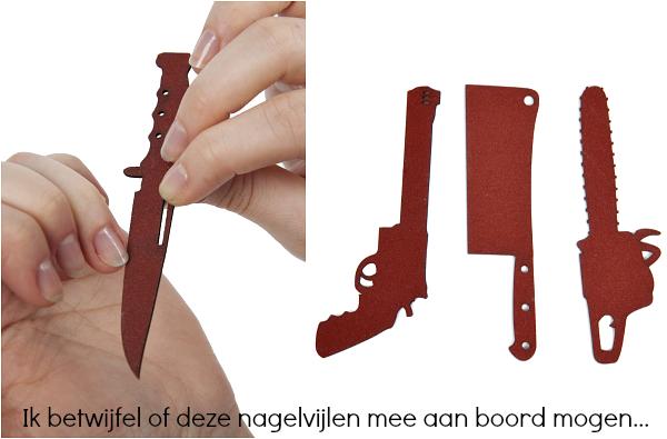 dangerous nail file