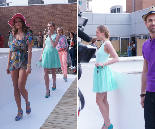 C&A Rooftop Party Event