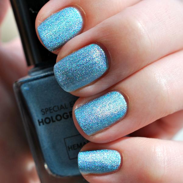 Hema Holographic nagellak