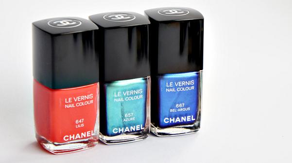 L'Été papillon de Chanel