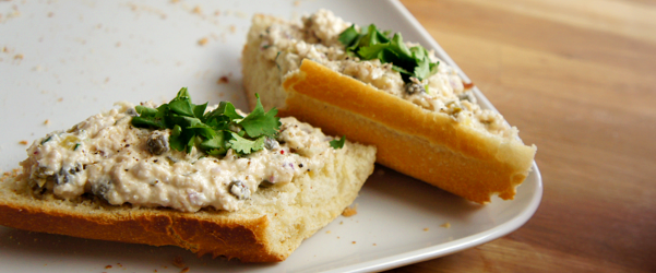 vega tuna salad beginplaatje