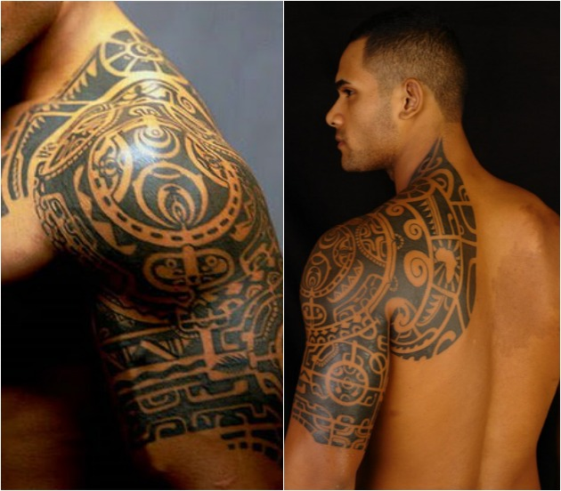 Collage Maori