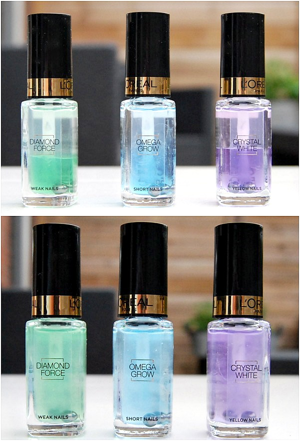 collage 2-in-1 base coats
