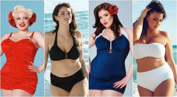 welke bikini als je dik bent