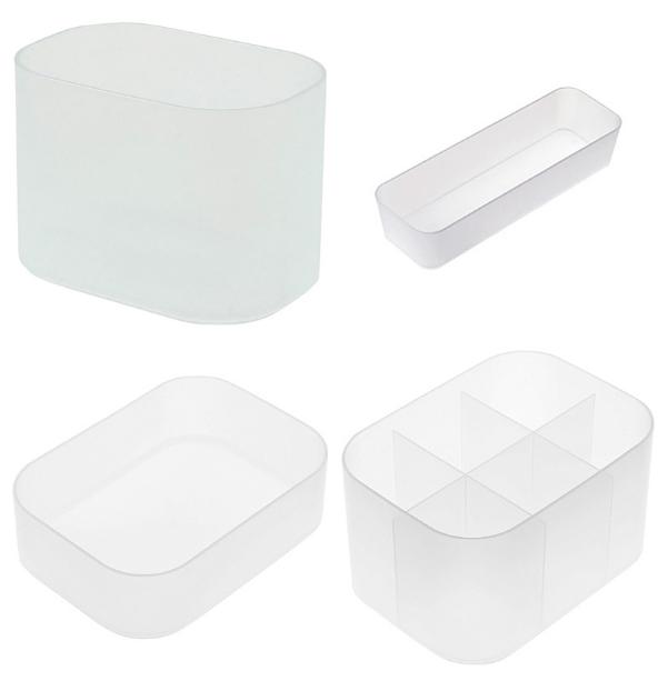 Muji Vanity boxes
