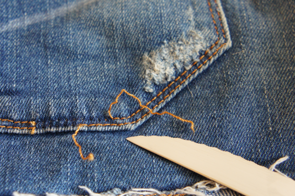 bow jeans pocket diy03