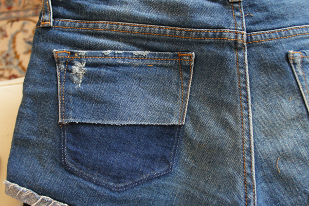 bow jeans pocket diy06