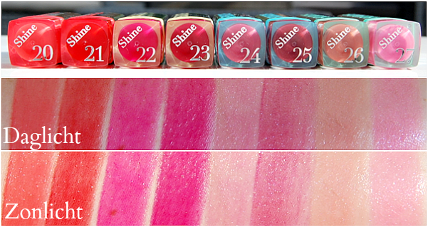 collage swatches