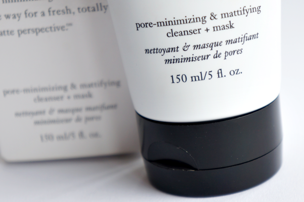 philosophy total matteness cleanser mask_02