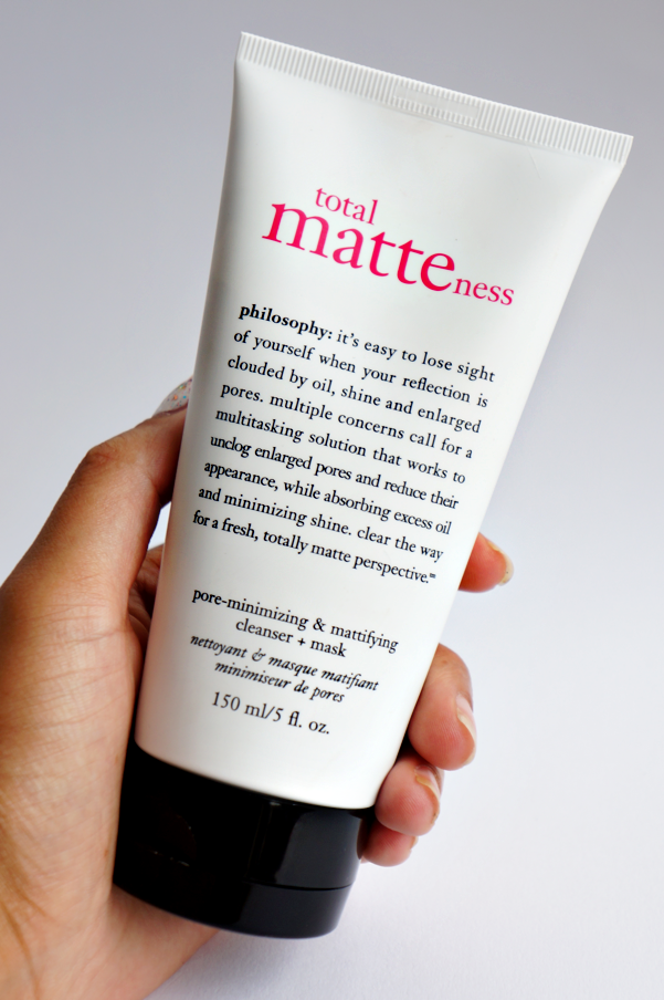 philosophy total matteness cleanser mask_04