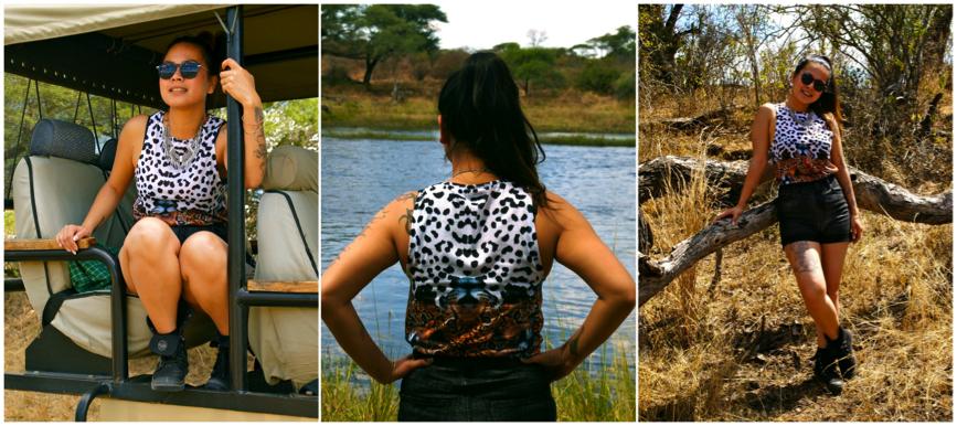 safari outfit