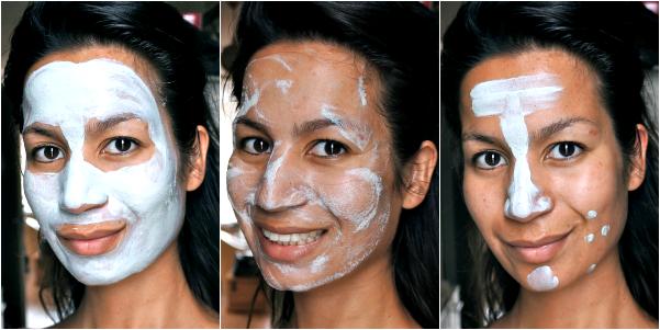 total matteness mask cleanser spot treatment