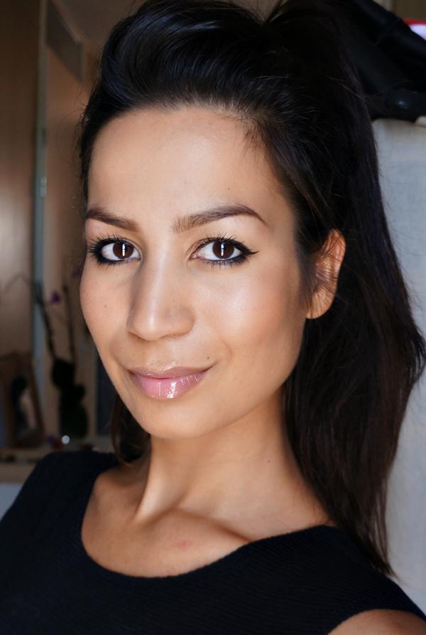 au naturel makeup look_19
