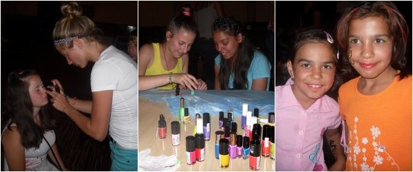 Make-up maakt blij!