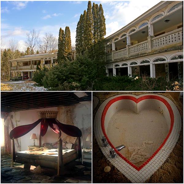Verlaten Love Hotel