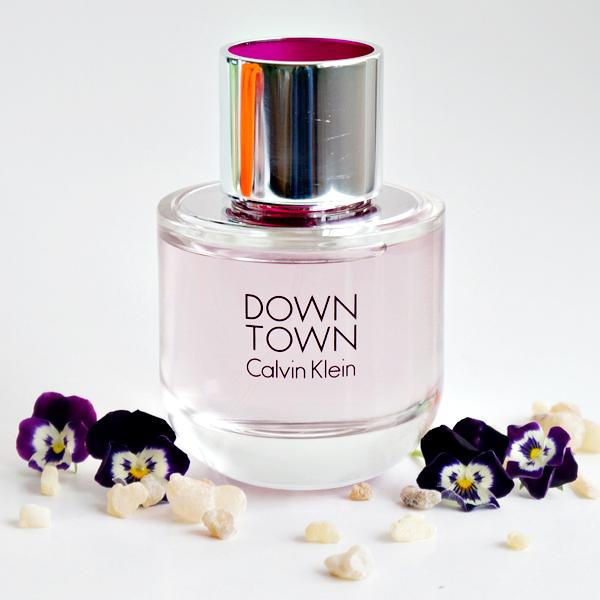 calvin klein downtown perfume2