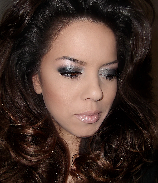 Clinique Galaxy All about shadow quad 9