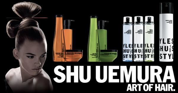 Shu Uemura Hair Beauty Ceremony Beautylabnl